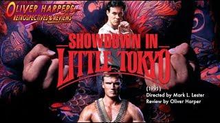 Showdown in Little Tokyo (1991) Retrospective / Review