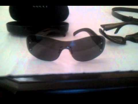 Gucci collection belt,glasses,keychain