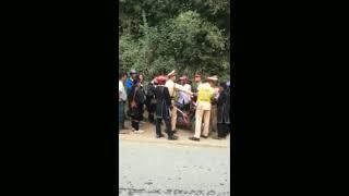 Người Dân tộc đánh Cảnh Sát Giao Thông | People hit the traffic police