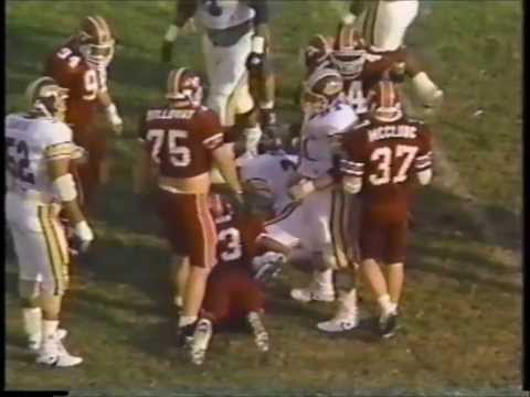 Bill Lewis Show 1991 ECU vs. Virginia Tech
