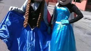 Show de Ana y Elsa