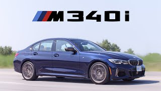 2020 BMW M340i Review - The Best M Performance BMW