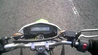 Kawasaki KLX125 2013 '13 Only 121 Miles £1 Start (UK Delivery £109+VAT) :¬)