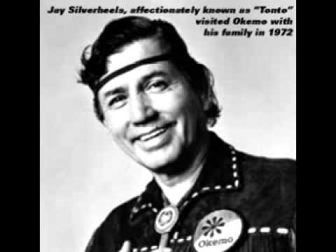 Jay Tonto Silverheels Okemo commercial circa 1972 revisited!