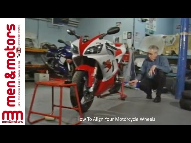 How Do You Align Your Rear Wheel? - 600RR net