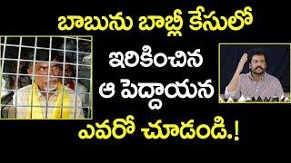 బాబును బాబ్లీ కేసులో ఇరికించిన ఆ పెద్దాయన ఎవరో చూడండి | Non Bailable Warrant to Chandrababu Naidu
