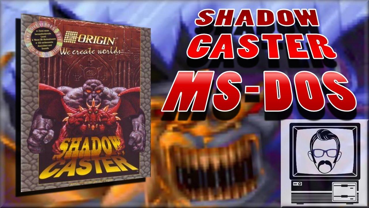 ShadowCaster MS-DOS Review | Nostalgia Nerd