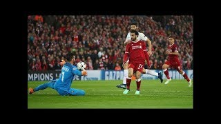 Gambar cover Liverpool Beats Roma.  Everyone Goes Nuts.