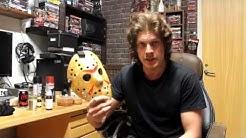 Tee-se-itse: Jason Voorhees-asu Halloweeniksi