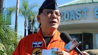 Chiến sĩ Ó Đen Lý Tống gặp nạn trong việc giải phẫu mắt tại West Coast Eye Care Associates