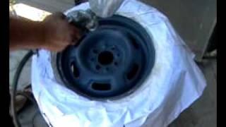 Тюнинг дисков  Покраска в Автосервисе Шиномонтаж(, 2010-06-24T19:33:32.000Z)