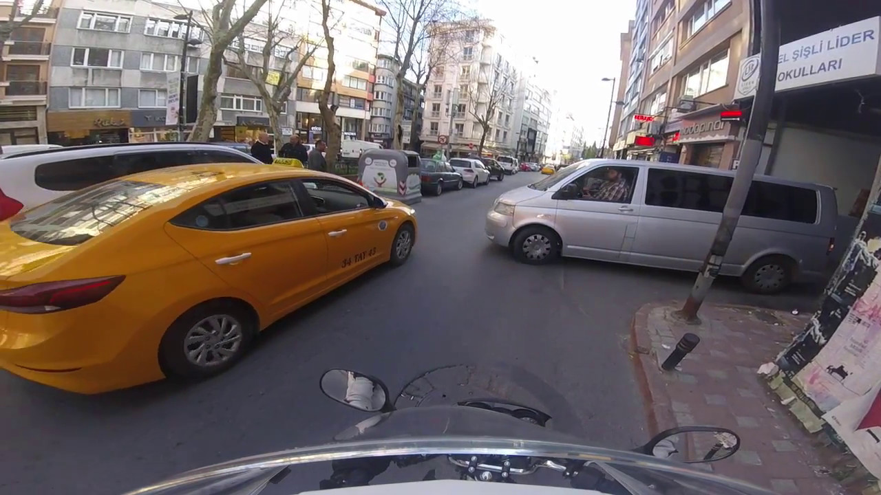 Image result for trafikte sıkıştırmak