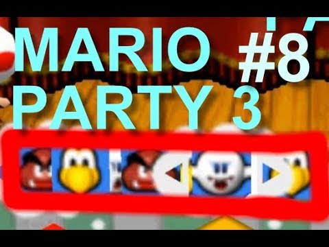 Mario Party 3 Together #8 (German) - Theater Dragödie