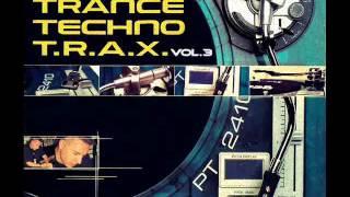 FRANK T.R.A.X. TRANCE TECHNO T.R.A.X. VOL.3 2001