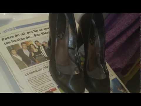 Cómo aumentar una talla los zapatos | facilisimo.com