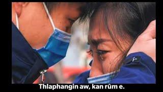 TBC Zaithanpuia - Min chhang hrâm rawh [Original] [Official Lyrics Video] #Covid19Song