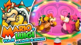 ¡Duelo de titanes! -  #12 - Mario & Luigi Viaje al centro d...