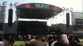 Malt - Olmaz @ Tuborg Goldfest 07.07.2012