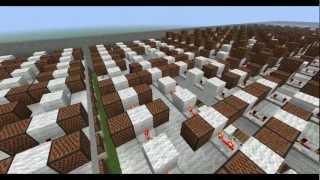 Minecraft Noteblock Song I'm Blue von Eiffel65 [+Download]