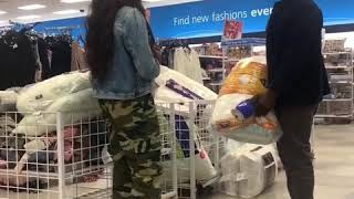 Snatching My Girlfriend Wig Off in Public (PRANK GONE WRONG)