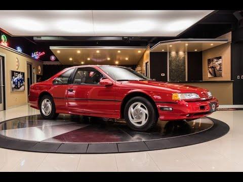 1989 Ford Thunderbird For Sale