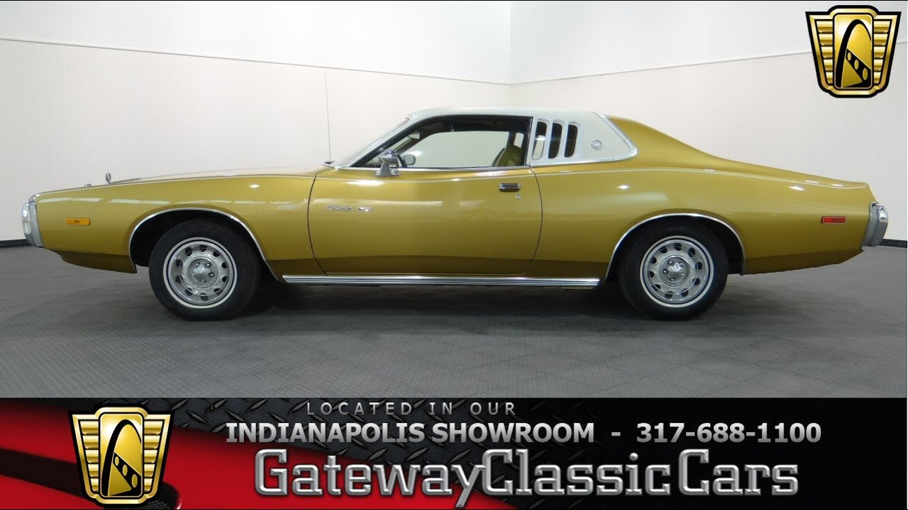 1973 Dodge Charger SE - Gateway Classic Cars Indianapolis - #556 NDY ...