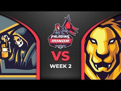 PML 2019 - North America - Week 2 - Ferocity vs Downfall thumbnail