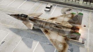 GTA 4 MIG-1.44 MFI (Battlefield 2)