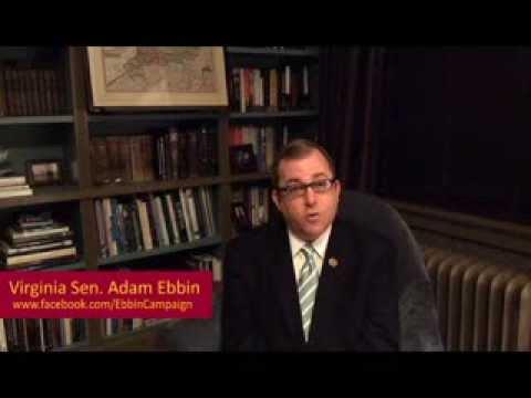 Adam Ebbin for Congress: Announcement