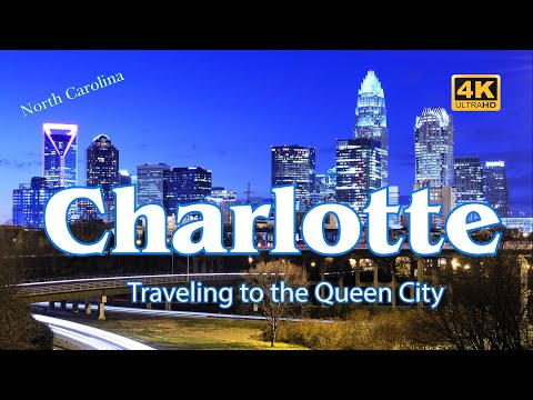 Charlotte, NC - Traveling to the Queen City