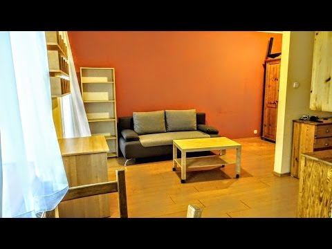 видео: #349 Уютная недорогая квартирка в Кракове. Аренда.
