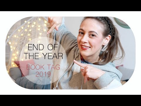 End of the Year BOOK Tag 2019 || TheSarahStory