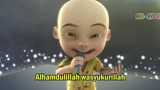 [1.70 MB] Lagu Anak Muslim, Syukran Lillah versi Upin Ipin, Terima Kasih Alloh, AKB - Ayo Kita Belajar