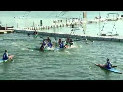 Canoa Polo - Finale (medaglia di bronzo) Serie A Maschile 2017 - Jomar Catania - CN Posillipo