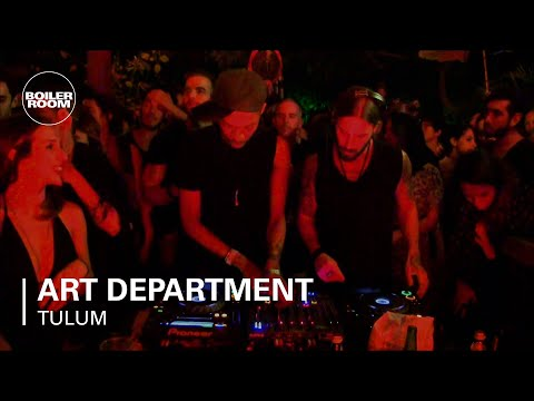 Art Department Boiler Room Tulum DJ Set