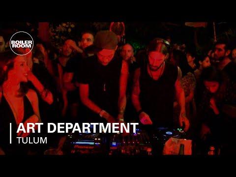 Art Department Boiler Room Tulum DJ Set