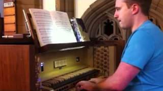 Organist Weddings Belfast Trumpet Voluntary