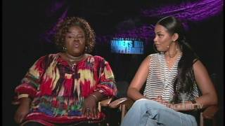 Lauren London and Cassie Davis make up Madea