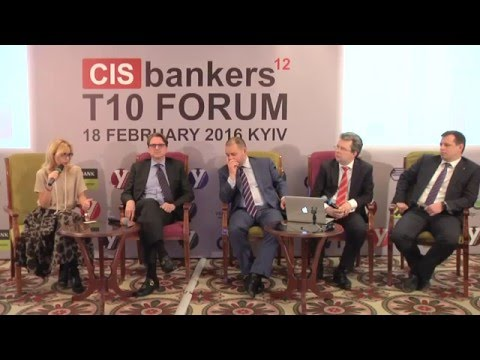 CIS bankers Round Table Discussion #2 18 February 2016