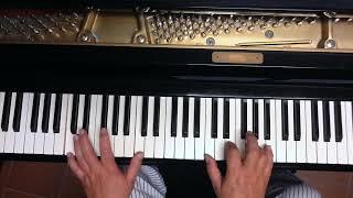Tutorial piano y voz  Luz de luna (Chavela Vargas / Javier Solis)