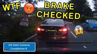UK Dash Cameras - Compilation 6 - 2020 Bad Drivers, Crashes + Close Calls