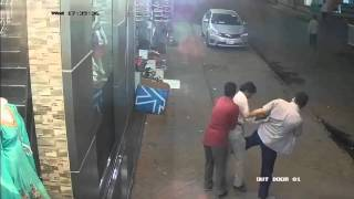 Rablás nyílt útcán - Szaúd-Arábia