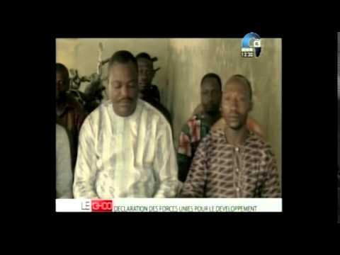 BENIN WEB TV JT 13H CANAL 3 BENIN SAMEDI 09 MAI 2015