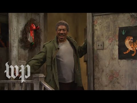 After 35 Years, Eddie Murphy Returns To SNL With His Most Iconic Characters