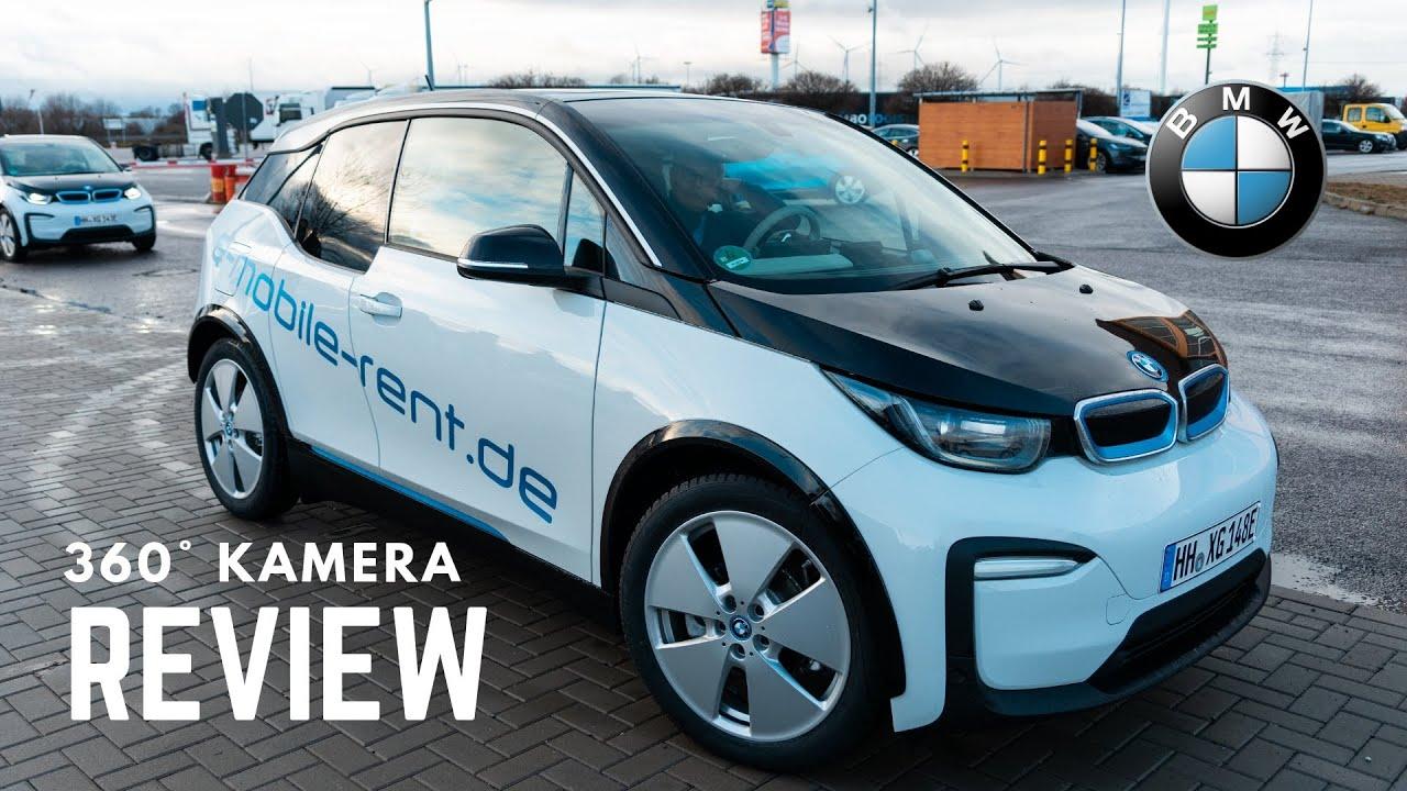 BMW i3 (2018) 360 Grad Review   e-mobile-rent.de