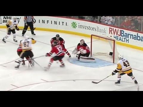 NHL No Look Passes