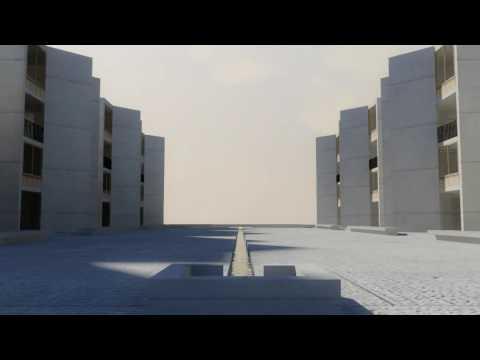 Salk Institute 3D