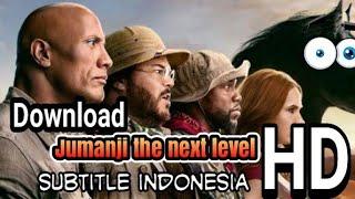 Cara download film jumanji the next level