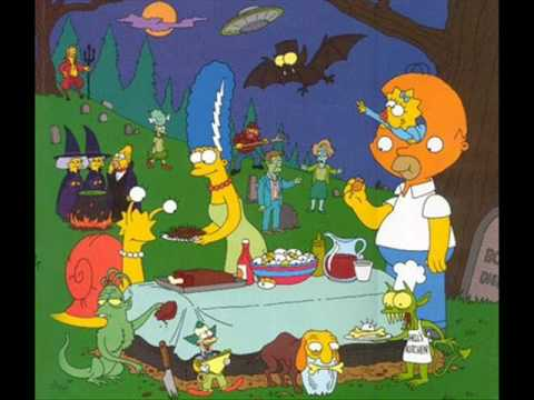 The Simpsons Halloween - YouTube