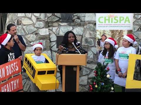 AFN Interim Executive Director Jannah Scott Speaks at CHISPA Event